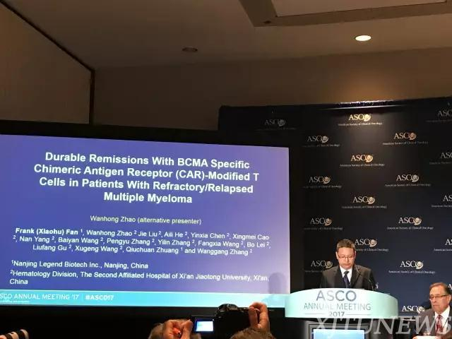Major Breakthrough in Treating Recurrent Multiple Myeloma